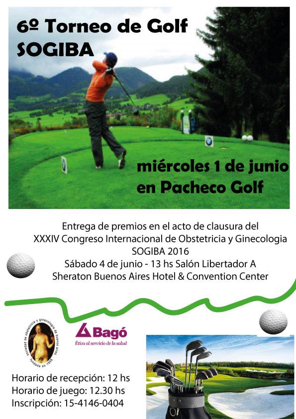 Torneo de Golf SOGIBA